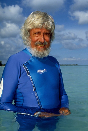 Jean-Michel Cousteau, renowned French oceanographer explorer,<br /> environmentalist, educator, and film producer, will speak in the Chadron State College Galaxy Series Oct. 22 in Memorial Hall at 7 p.m.